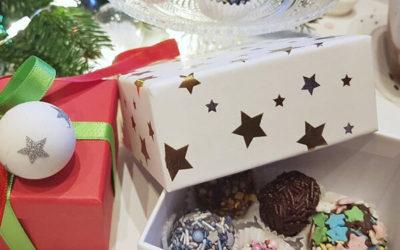 Weihnachtsgeschenke basteln mit Kindern